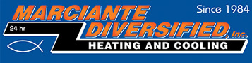 Marciante Diversified Inc | Heating and Cooling